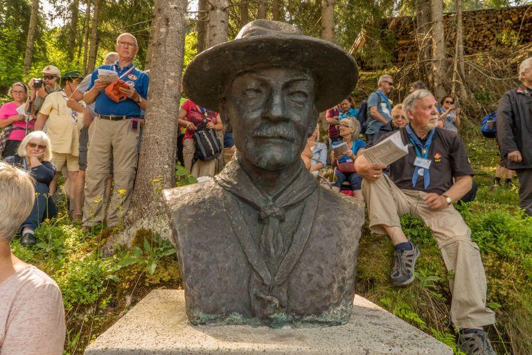 Bi-Pi, Baden-Powell