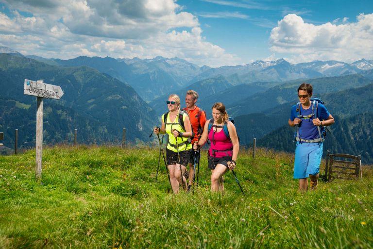 Wandern im Großarltal © www.grossarltal.info