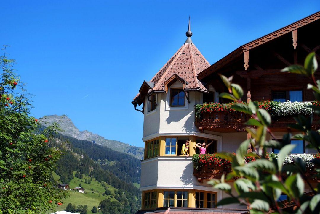 Hotel Hubertushof, Großarl