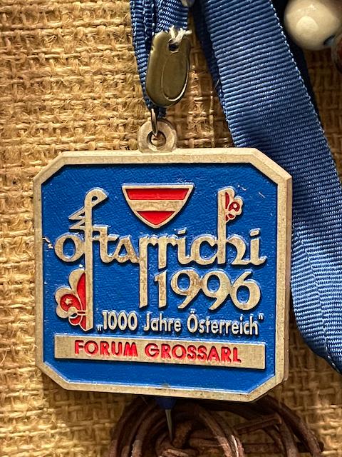 Andenken 1996: Ostarrichi. 1.000 Jahre Österreich