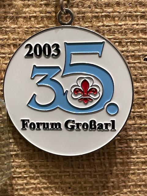 2003: Großarl feiert die 35. Wiederholung